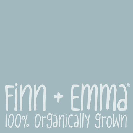 Certified Organic Children and Baby clothes at Finn + Emma