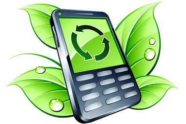 Recycle a (not so) old phone or tablet - save money & the planet