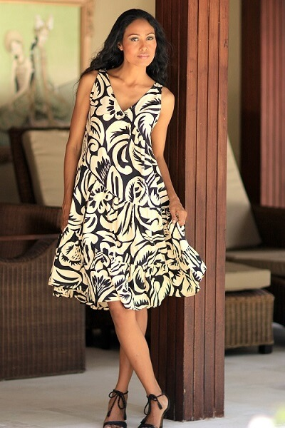 Womens ethically made Dresses - Handcrafted by Novica artisans