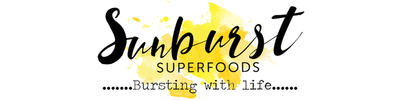 Sunburst Superfoods - organic, raw, non-GMO, vegan products
