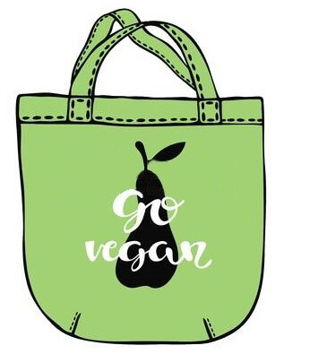 vegan handbag article